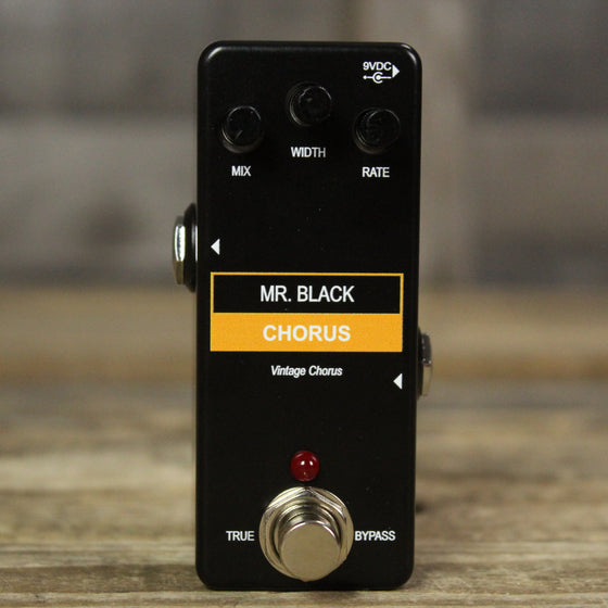 Mr. Black Mini Chorus