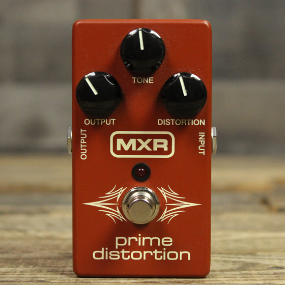 Pre-Owned MXR Prime Distortion