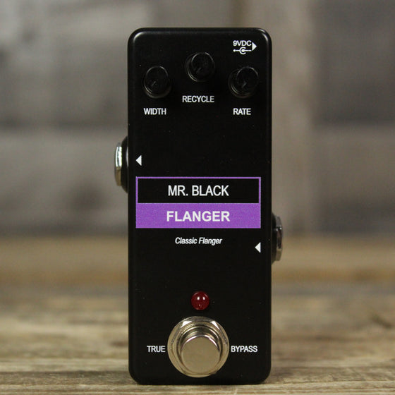 Mr. Black Mini Flanger