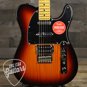 Modern Player Telecaster Plus, Maple Fingerboard, Honey Burst