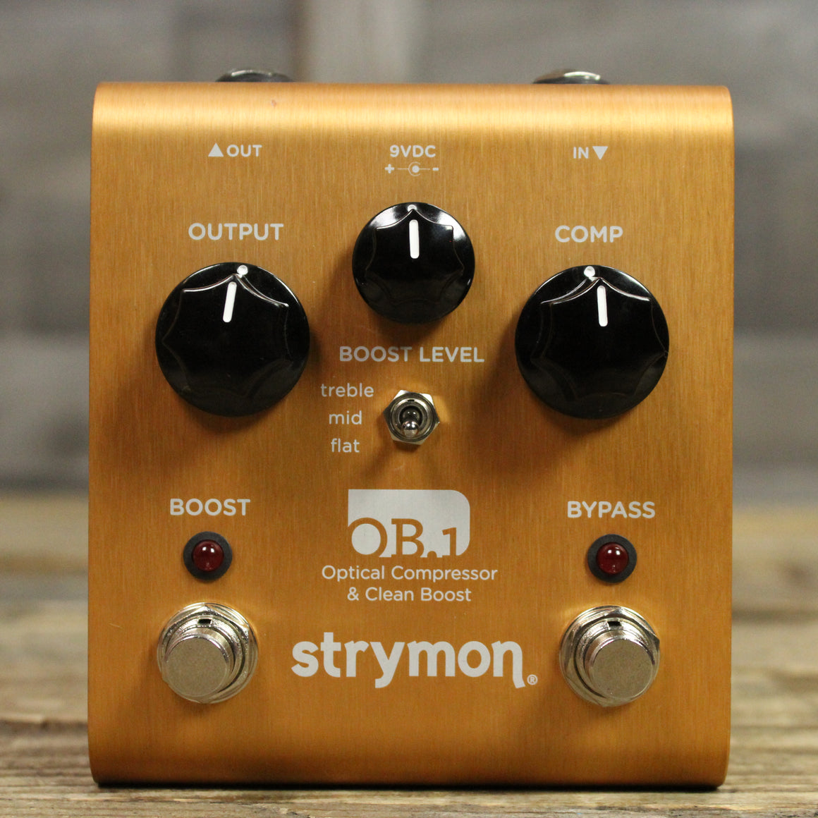 Pre-Owned Strymon OB.1 compressor