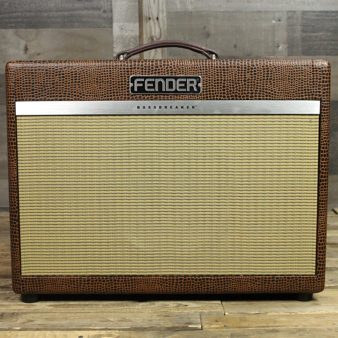 Fender Bassbreaker 30R - Alligator