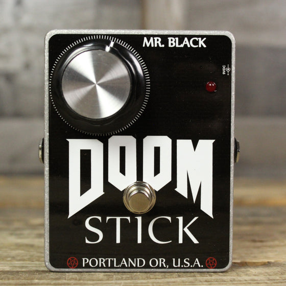 Mr. Black DoomStick Fuzz