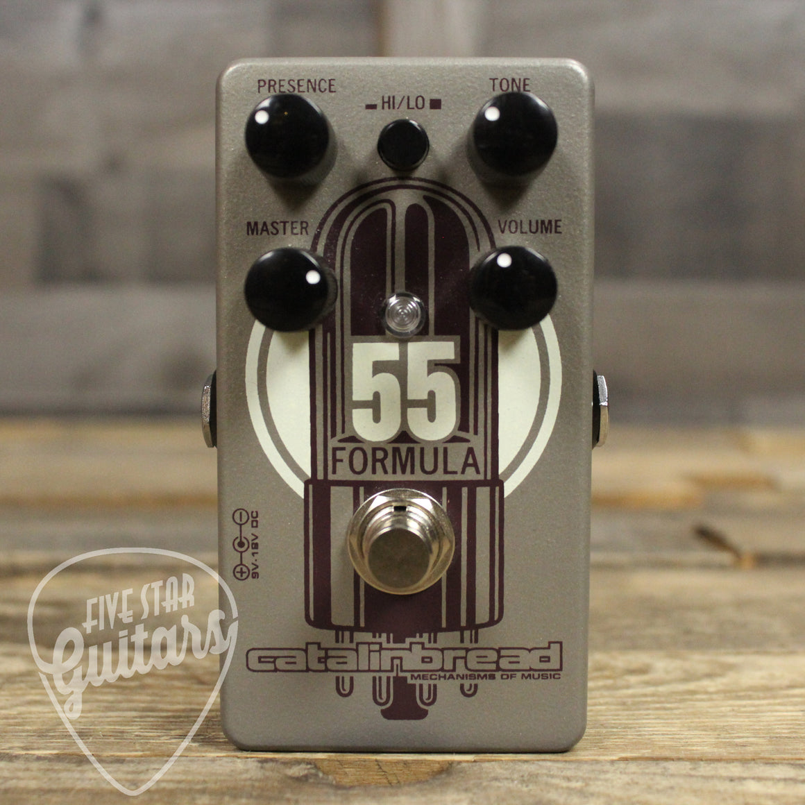 Pre-Owned Catalinbread Formula 55