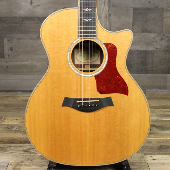 Pre-Owned Taylor 814ce