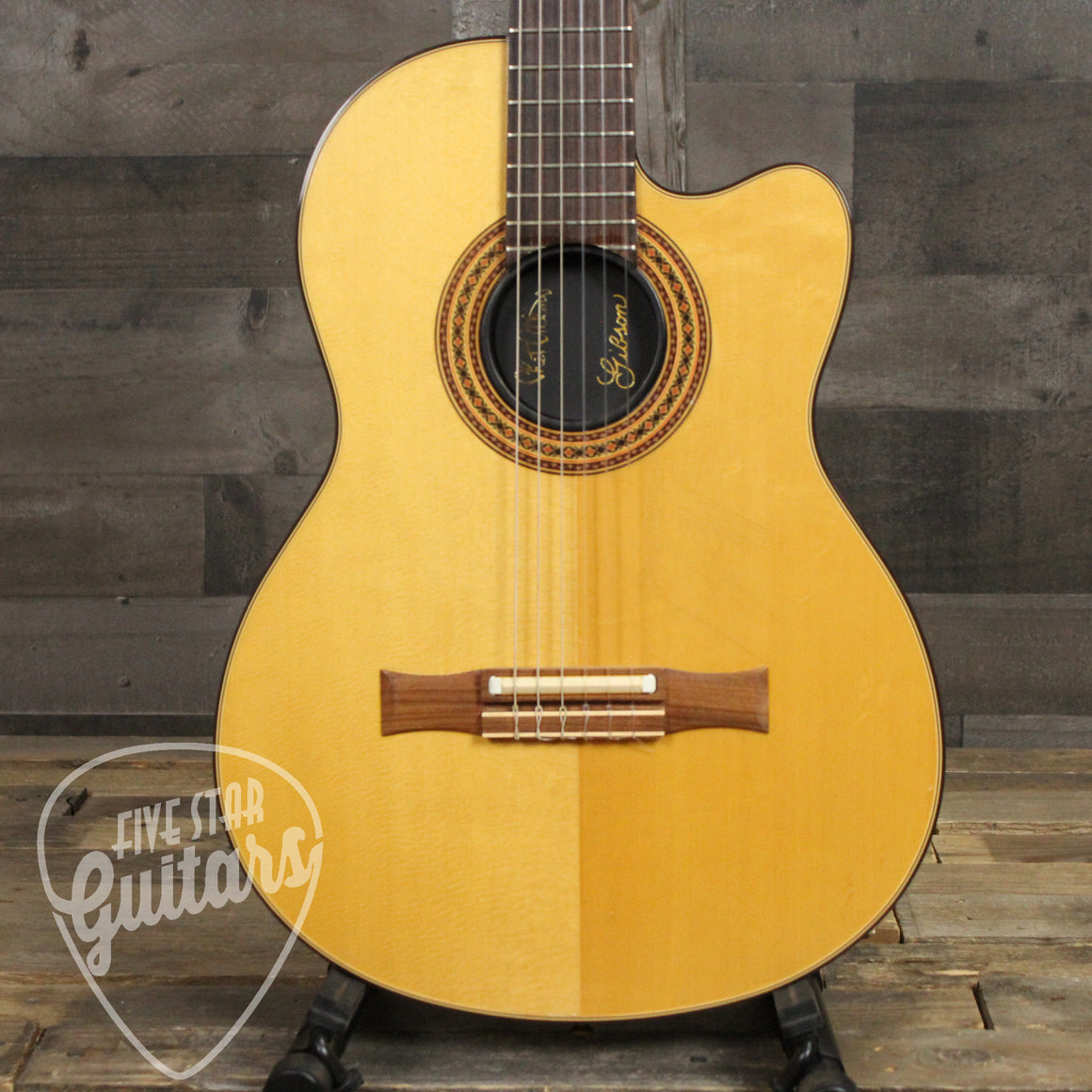 Pre-Owned 93 Gibson CE Natural