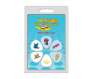Perri's Beatles Yellow Submarine Picks