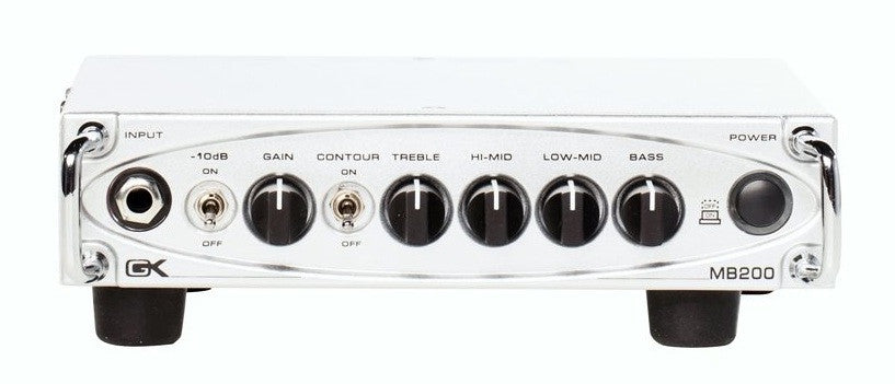 MB200 200w Ultra Light Bass Head