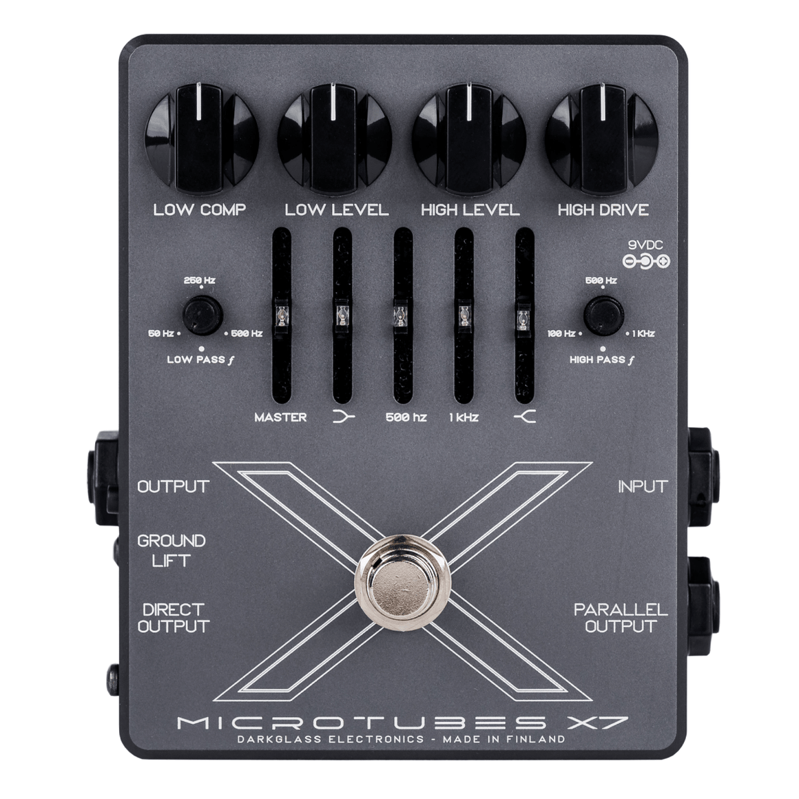 Darkglass Electronics X7 Distortion & EQ