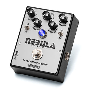 Nebula Fuzz / Octave Blender Black Edition - 144 made