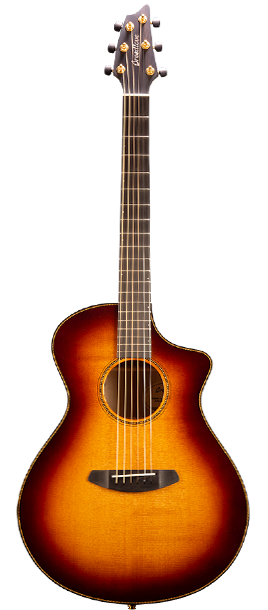 Breedlove Oregon Concert Whiskey Burst CE Sitka-MyrtlewoodBreedlove Oregon Concert Whiskey Burst CE Sitka-Myrtlewood