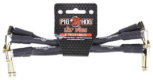 Pig Hog Lil Pigs Cables 6""