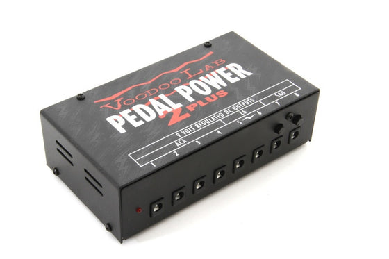 Voodoo Lab Pedal Power 2 PlusVoodoo Lab Pedal Power 2 Plus