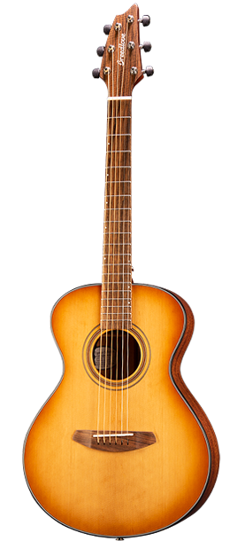 Breedlove Signature Companion Copper E Torrefied European-African Mahogany