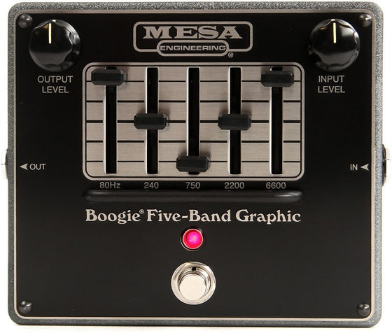 Mesa Boogie 5-Band Graphic EQ