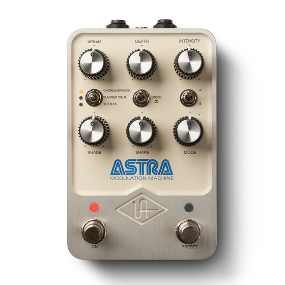 Astra Modulation Machine Pedal