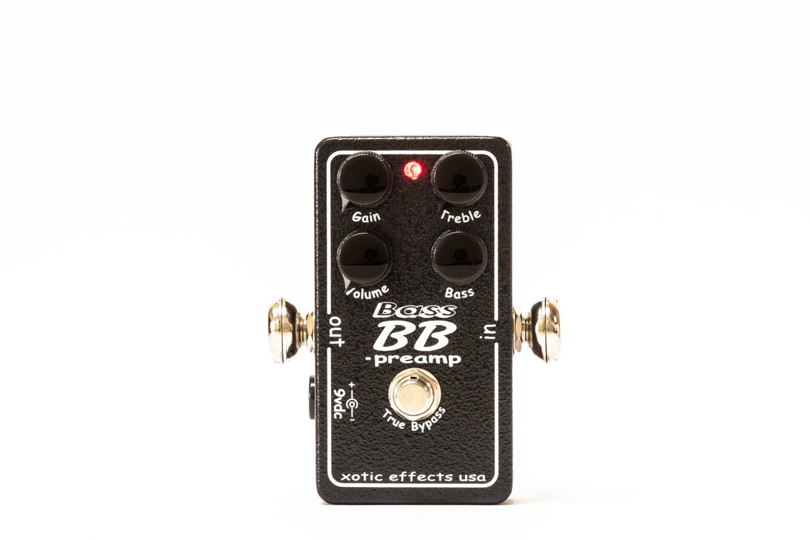 Xotic Bass BB Booster