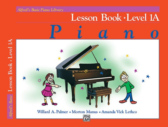 Alfred's Basic Piano Book 1A