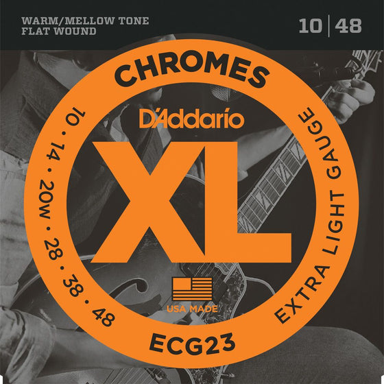 D'Addario ECG23 Electric Guitar Strings
