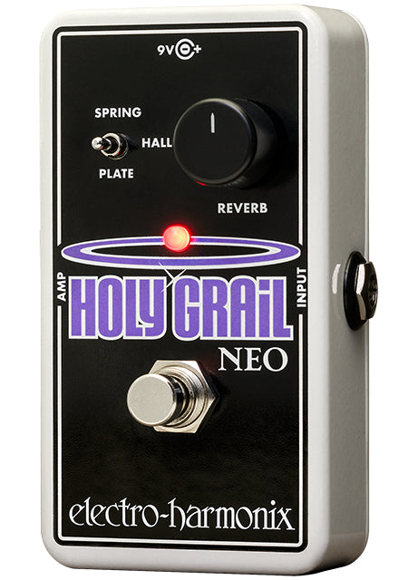 EHX Holy Grail Neo Reverb Pedal