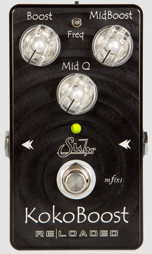Suhr Koko Boost Reloaded Boost Pedal
