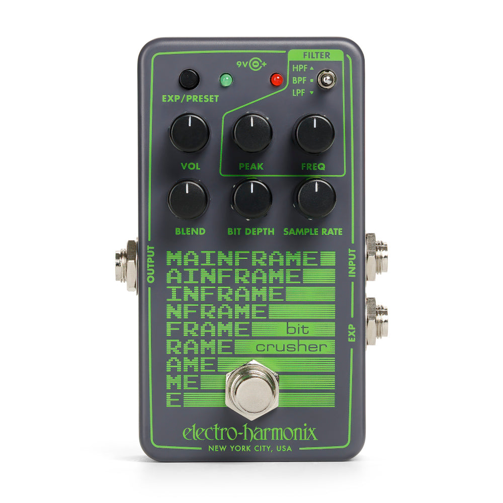 EHX Mainframe Bit Crusher