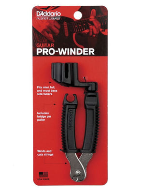 D'Addario-Planet Waves Guitar Pro-Winder