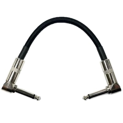 Strukture 6in Patch Cable R Angle