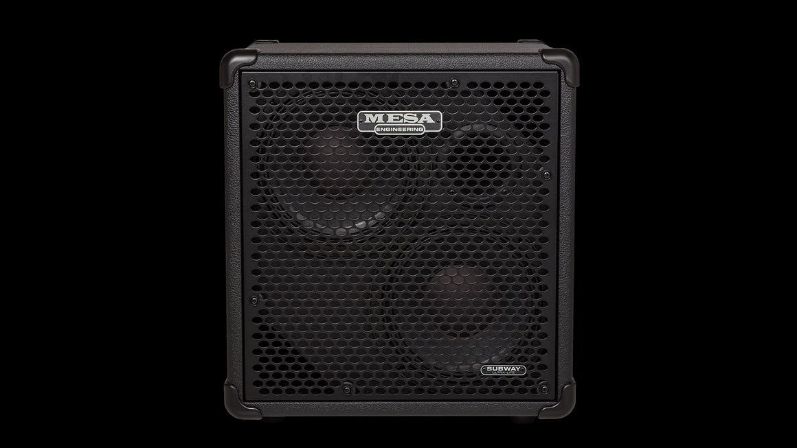 Mesa Subway 2x10 Diagonal Bass Cabinet