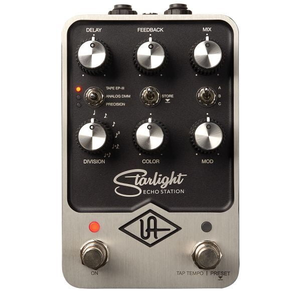Starlight Delay Station Pedal