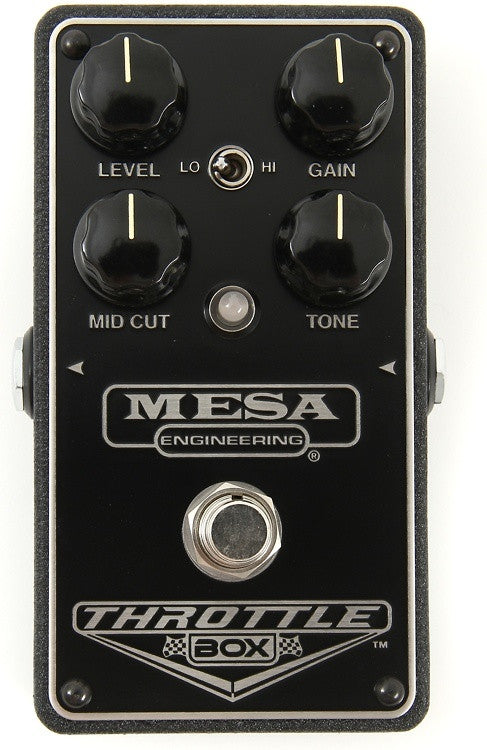 Mesa Boogie Throttle Box