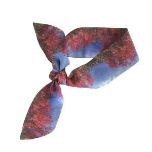 Algonquin Maples Twilly Scarf