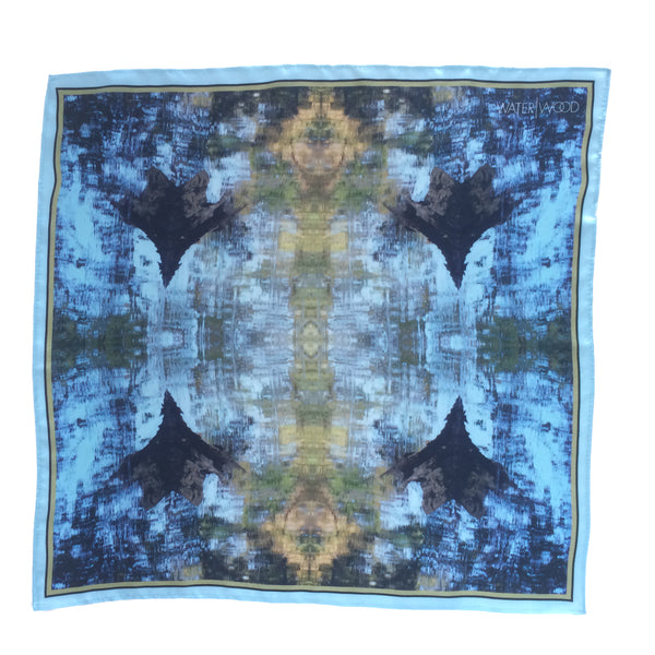 Beaver River Blues Neckerchief