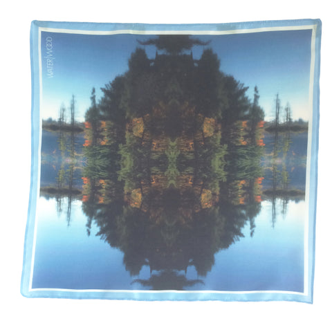 Island Reflections Neckerchief