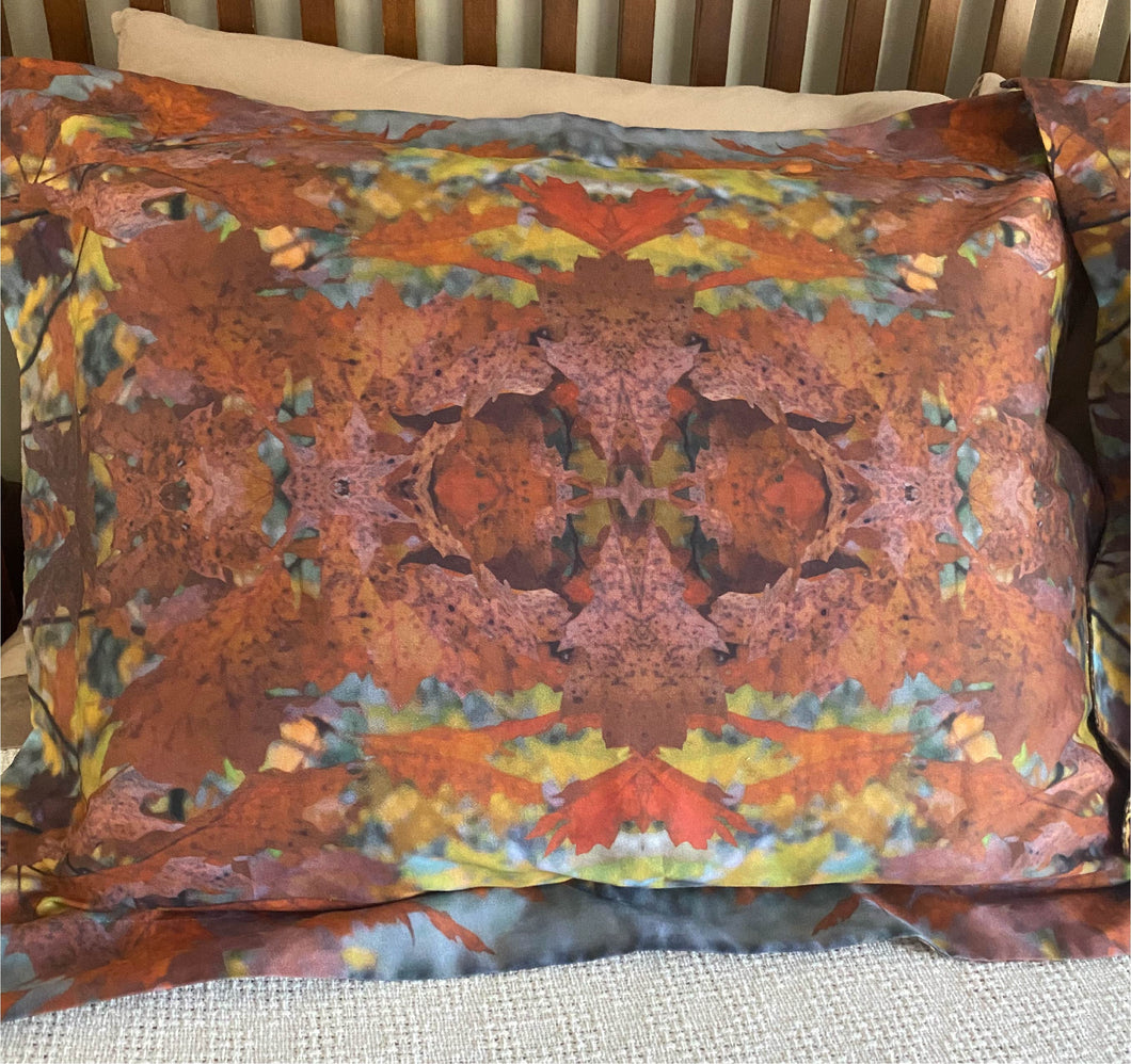 Autumn Oak Standard Pillow Sham