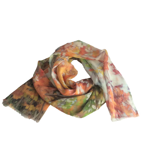 Sydenham Trail Silk Georgette Wrap
