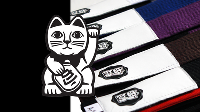 CYA BJJ Belt Re-Stock