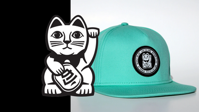 Nine Lives 'Lucky' SnapBack