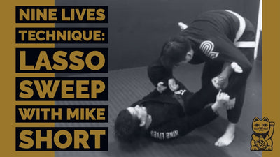Nine Lives Technique: Lasso Sweep with Mike Short