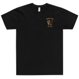 Lion Tee - Black - Nine Lives Jiu Jitsu