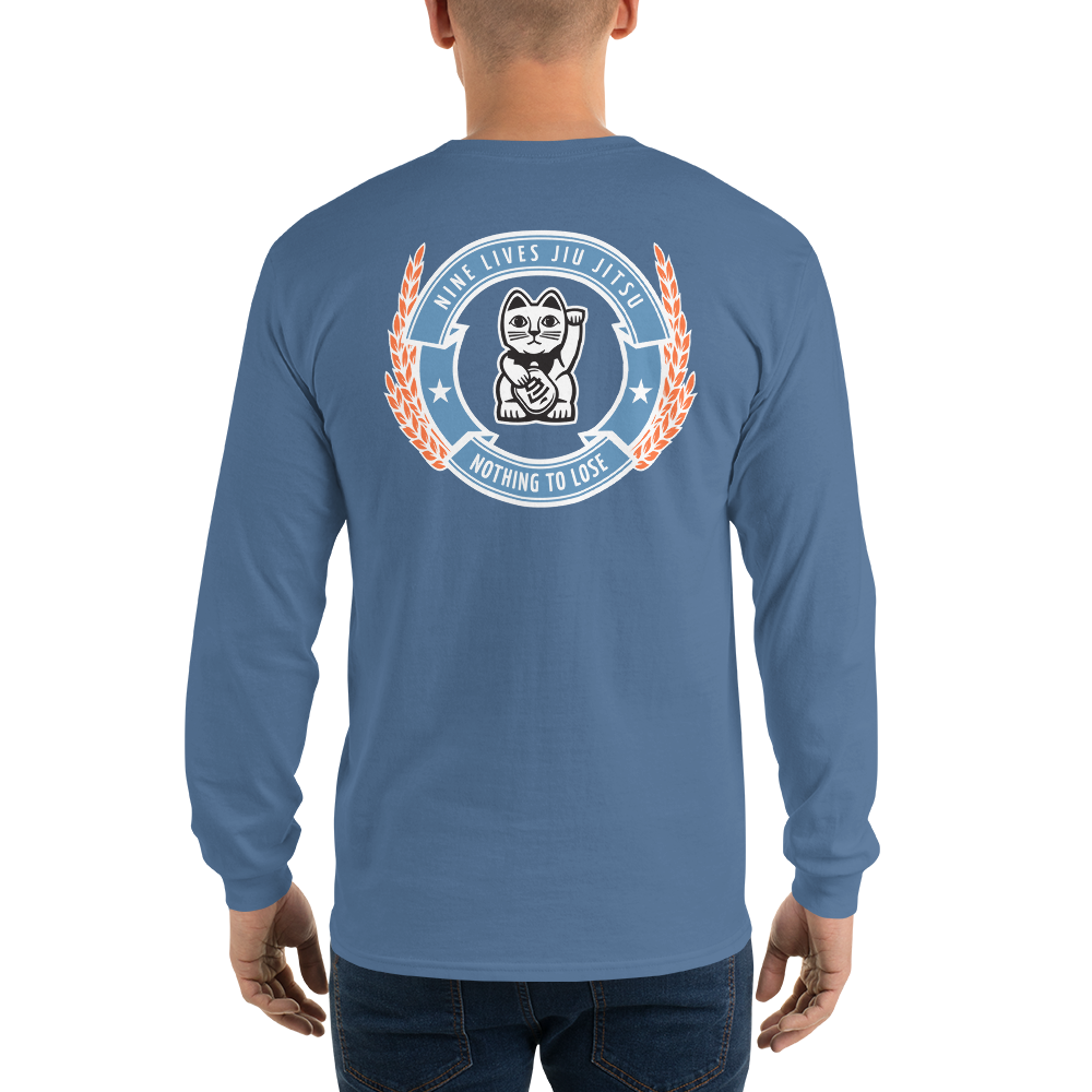 Challenge Tee - Clay Blue