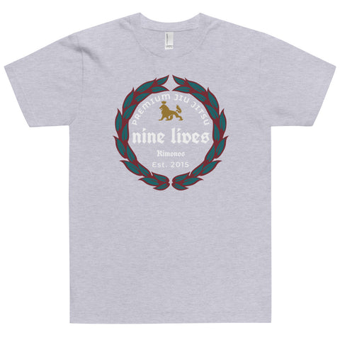Ice Cold Jiu Jitsu Tee - Grey