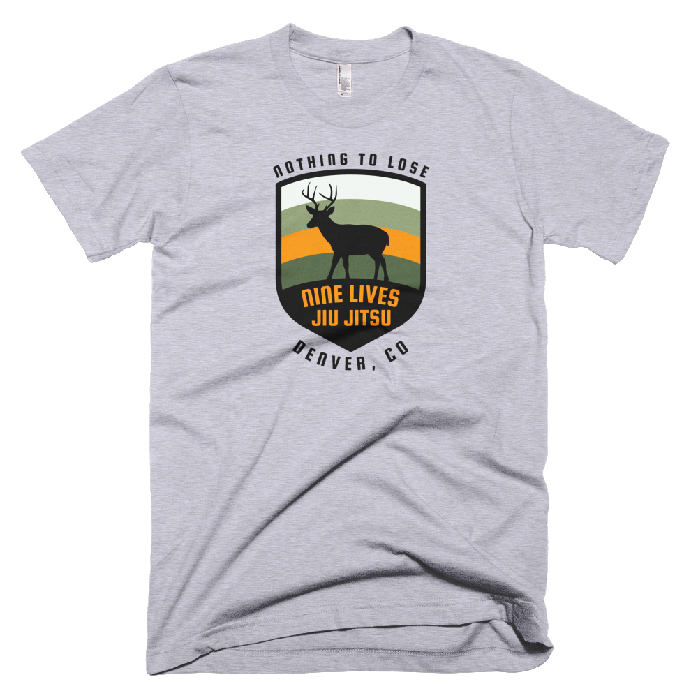 Undeerfeated Tee - Grey