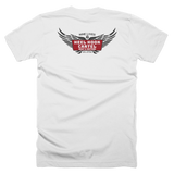 Heel Hook Cartel Tee - White