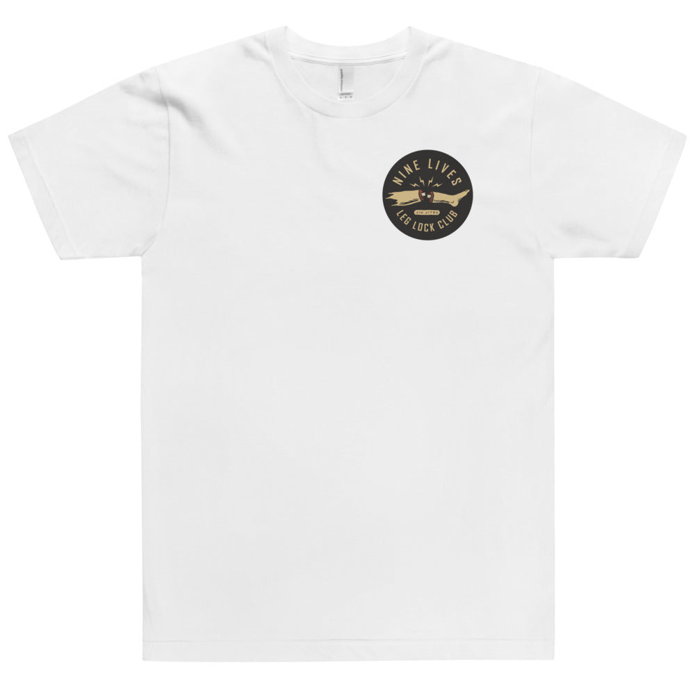 Leg Lock Club Tee - White