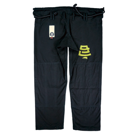 Classic - Black and Gold Gi Pants