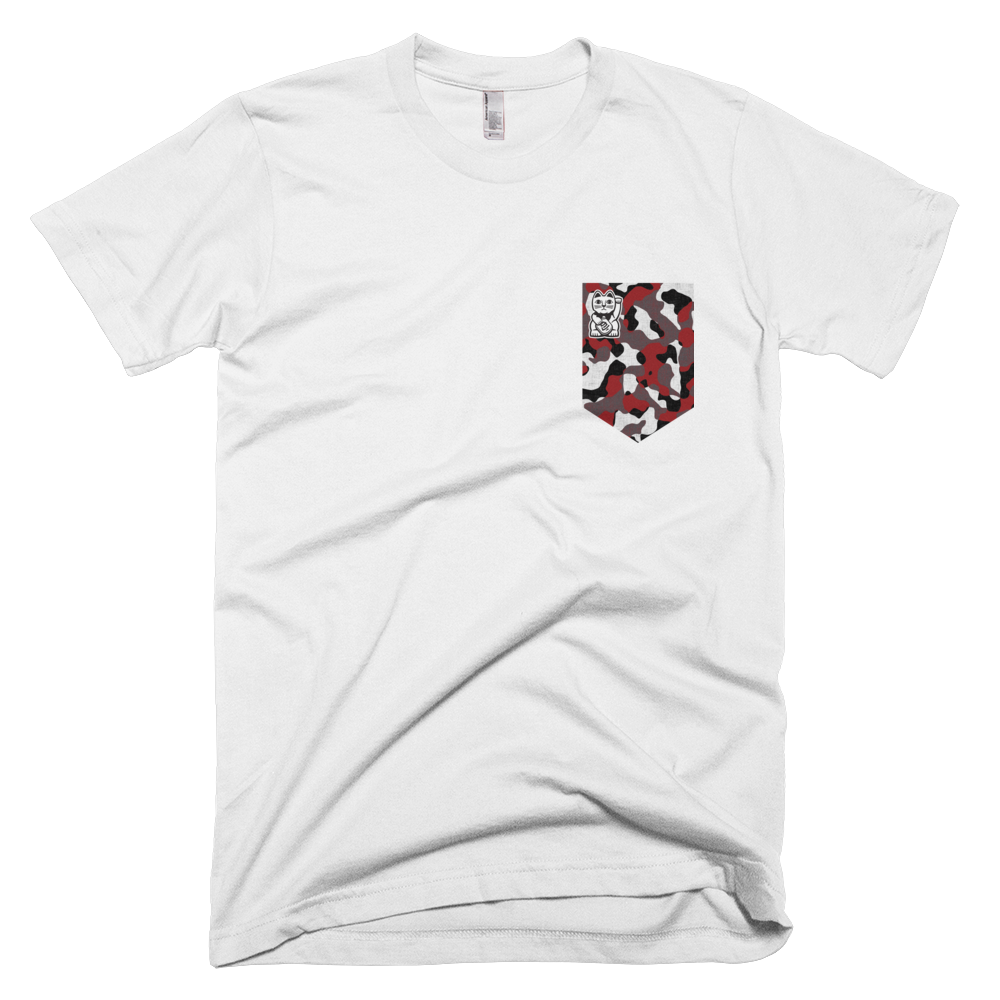 Covert Tee White