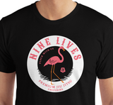 Flock With Us Tee - Black