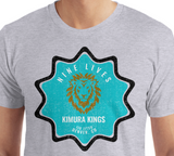 Kimura Kings Tee - Heather Grey