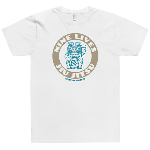 Money Tiger Tee - White